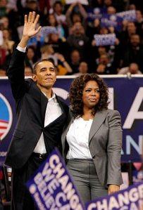 Oprah for Obama