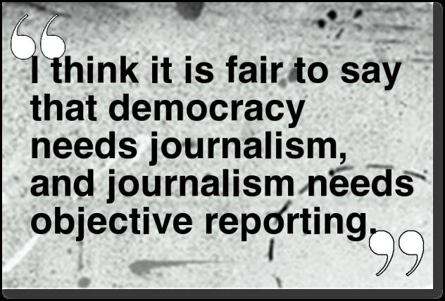 Hasil gambar untuk objective reporting